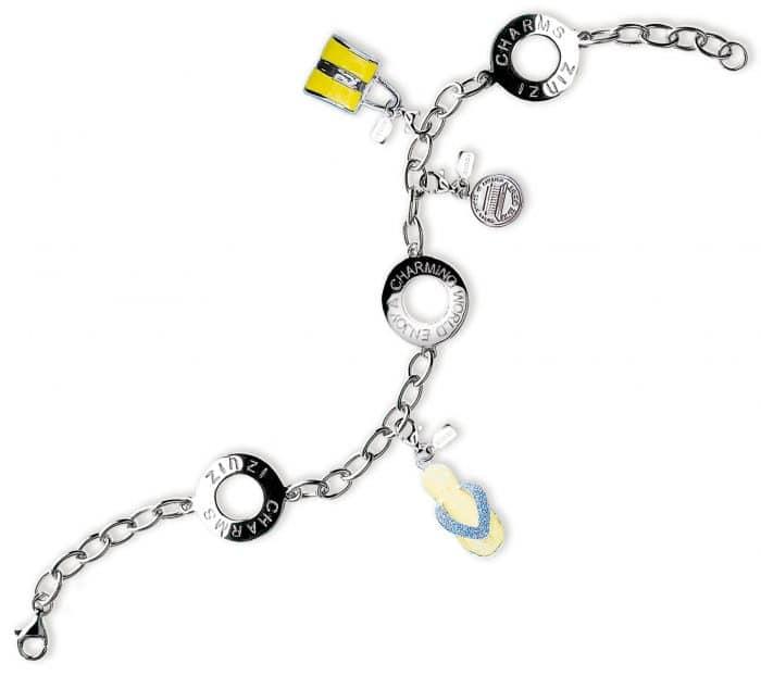 Zinzi zilveren armband voor charms CH-A1
