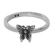 Charmins ring 064 vlinder