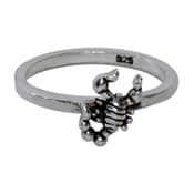 Charmins ring 118 schorpioen