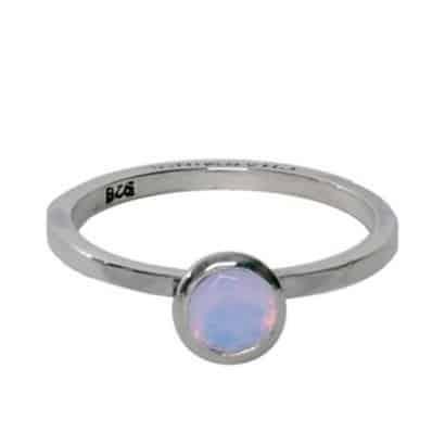 Charmins ring 138 zirkonia violet
