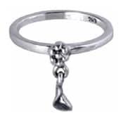 Charmins ring 156 lelie hangend