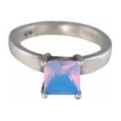 Charmins XL ring XL15 violet zirkonia