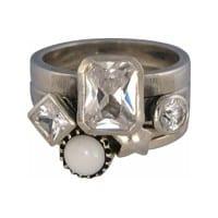 Charmins XL ringencombinatie XL1004 diamond star combi
