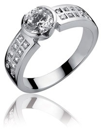 Zinzi ring ZIR 493