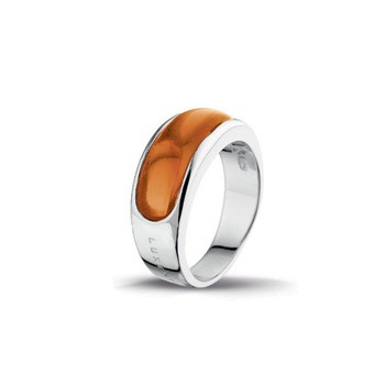 Luxenter ring R642 quartz cognac