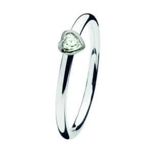 Spinning ring 126-00 Heart