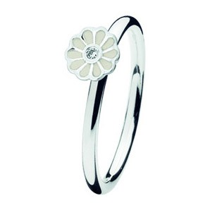 Spinning ring 149-08 Mini blossom