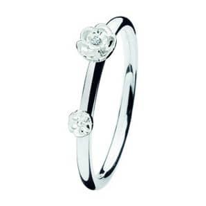 Spinning ring 153-09 Shimmer