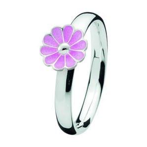 Spinning ring 718-06 Blossom