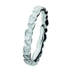 Spinning ring 721-09 Heart forever