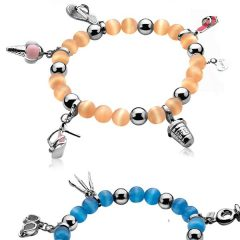 Zinzi armband voor charms CH-A21