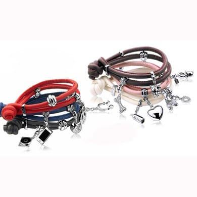 Zinzi armband knoopsluiting
