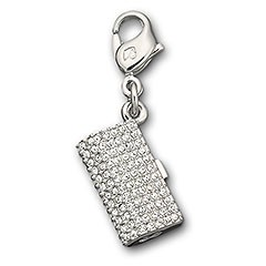 Swarovski charm Power