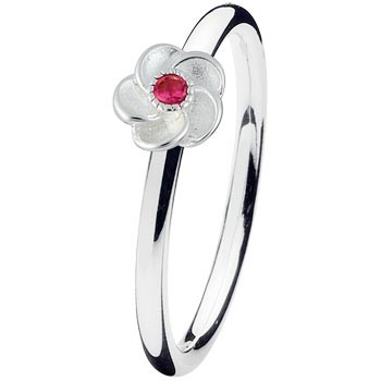 Spinning ring 176-10 Jasmin