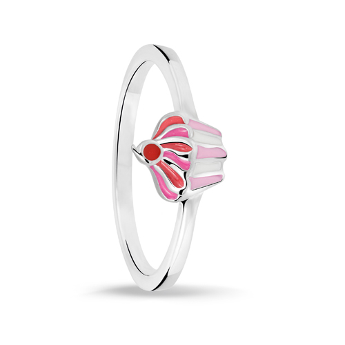 Bellini ring cupcake
