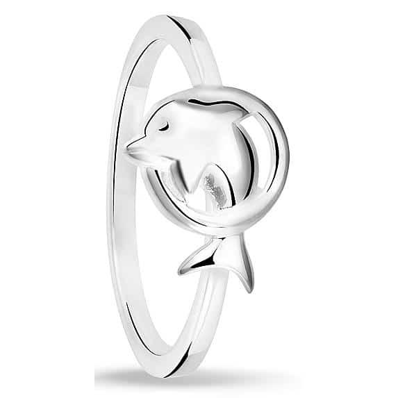 Bellini ring dolfijn