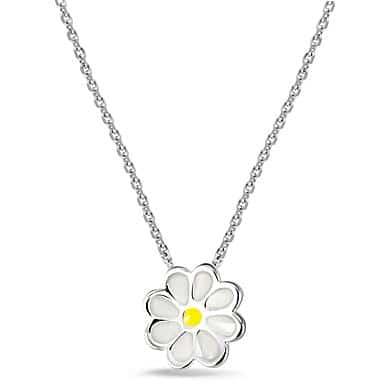 Bellini hanger bloem emaille