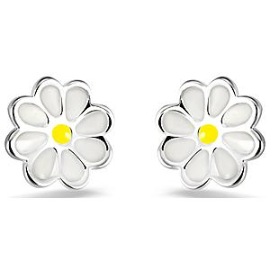 Bellini oorstekers bloem emaille