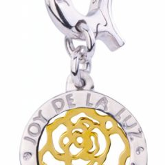 Joy de la Luz munt Coin roses are forever gold