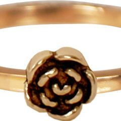 Charmins ring 192 roos rose