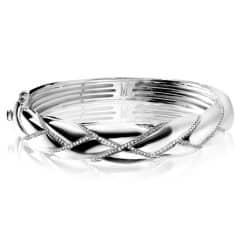 Mart Visser by ZINZI zilveren armband MVA8