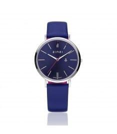 Zinzi Retro horloge blauw ZIW403