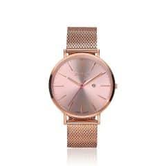 Zinzi Retro horloge roségoud ZIW405M