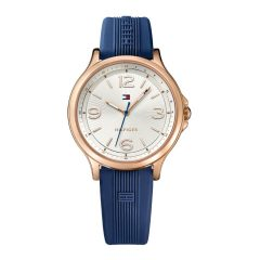Horloge Met Leren Band