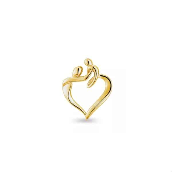 M'amour G25 Gouden hanger