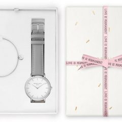 Rosefield The Bowery White Grey Giftbox