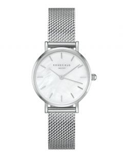 Rosefield the Small Edit white-silver