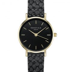 Rosefield the Small Edit Black-Gold