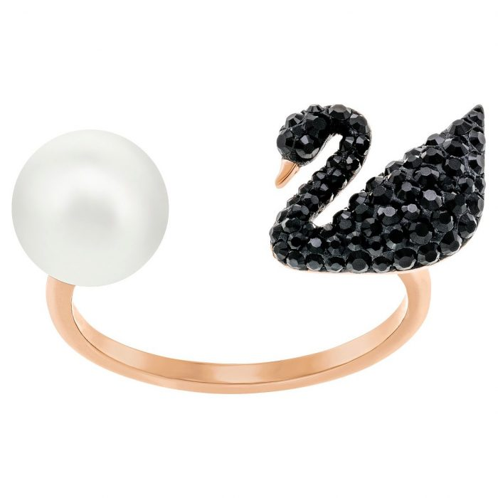 Swarovski ring Iconic Swan