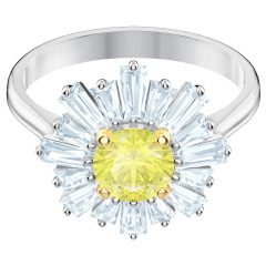 Swarovski ring Sunshine