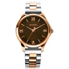 ZINZI Classy horloge bicolor ZIW1236