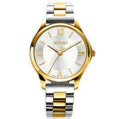 ZINZI Classy horloge goud ZIW1233