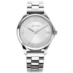 ZINZI Classy horloge zilver ZIW1202