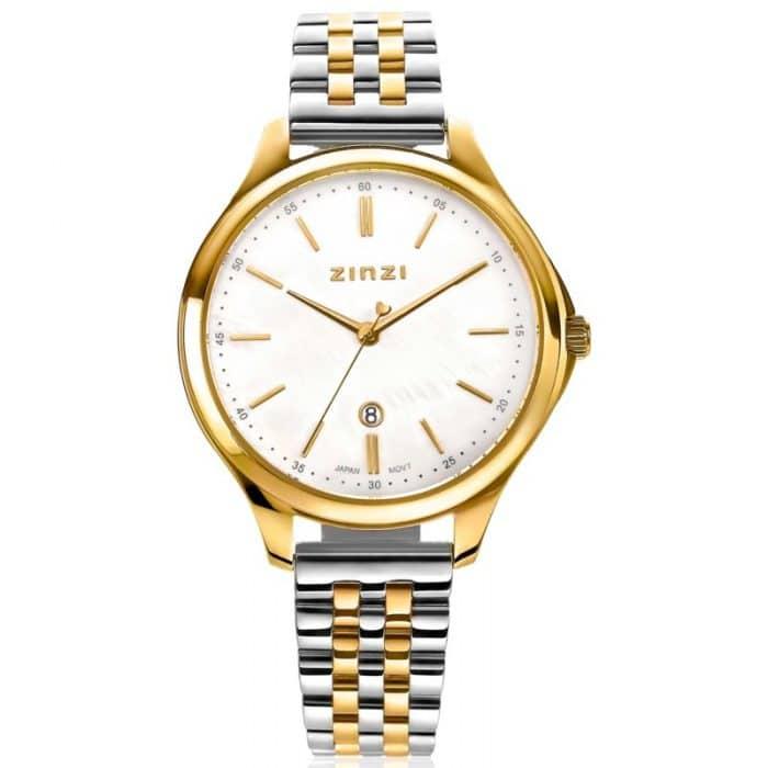 ZINZI Classy horloge bicolor ZIW1034