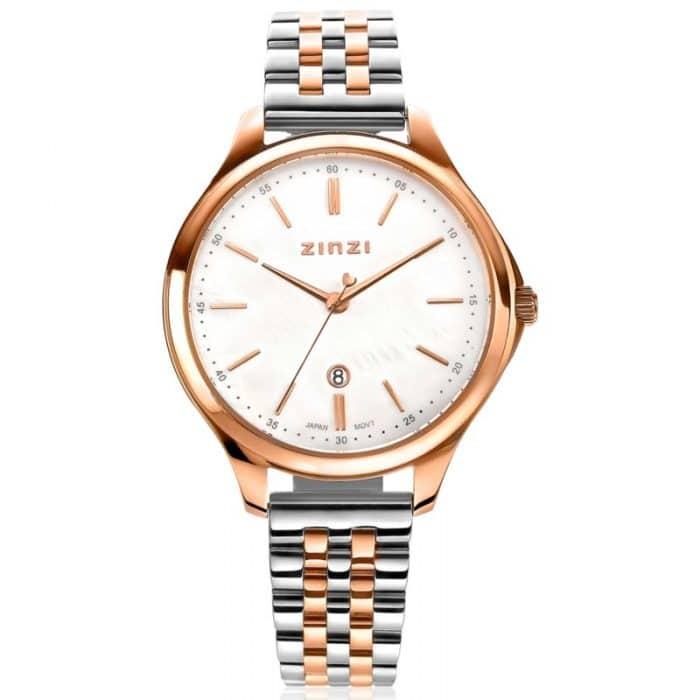 ZINZI Classy horloge rose ZIW1018